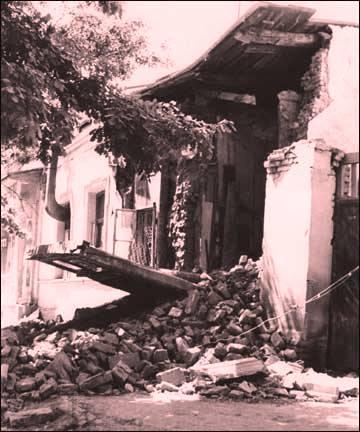 Разрушения 26 апреля 1966 г. 34 Кбайт